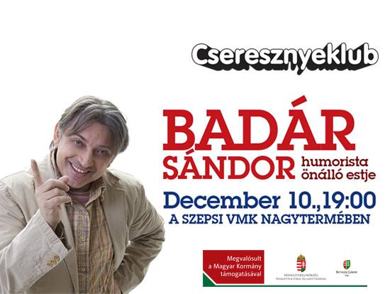 Badár Sándor